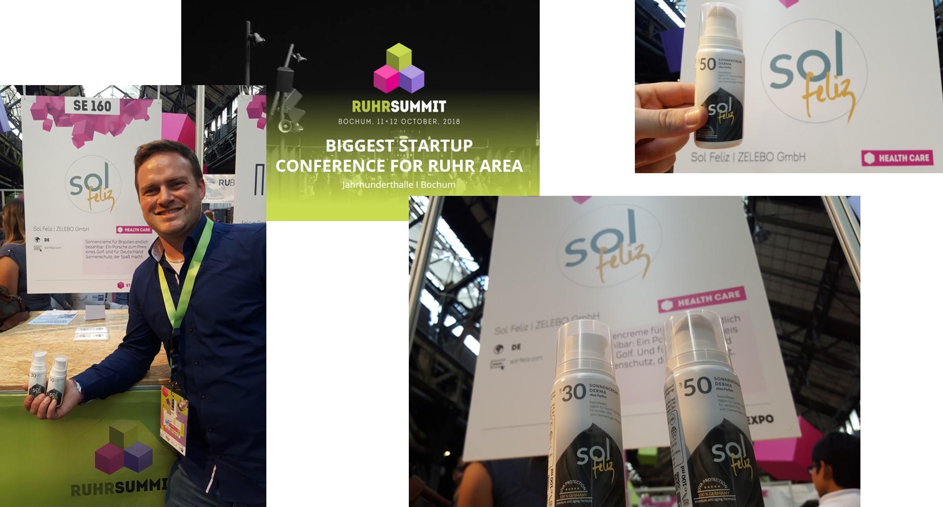 Die Sonnencreme mit den dermakosmetischen Eigenschaften - Sol Feliz - überzeugte den Sommer über bei Amazon - nun ist auch RTL sehr interessiert